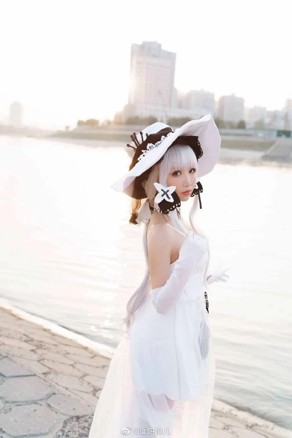 COSPLAY |  碧海航线cos 御姐范十足