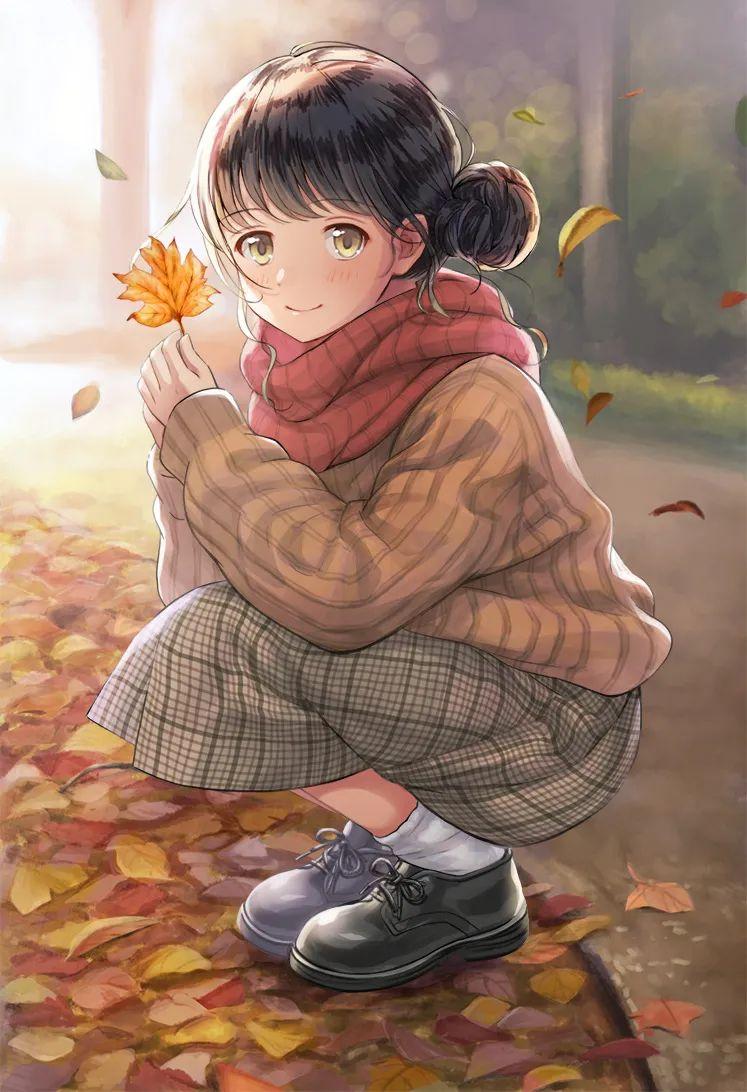 【P站画师】萌妹子画萌妹子,日本画师うた坊的插画作品
