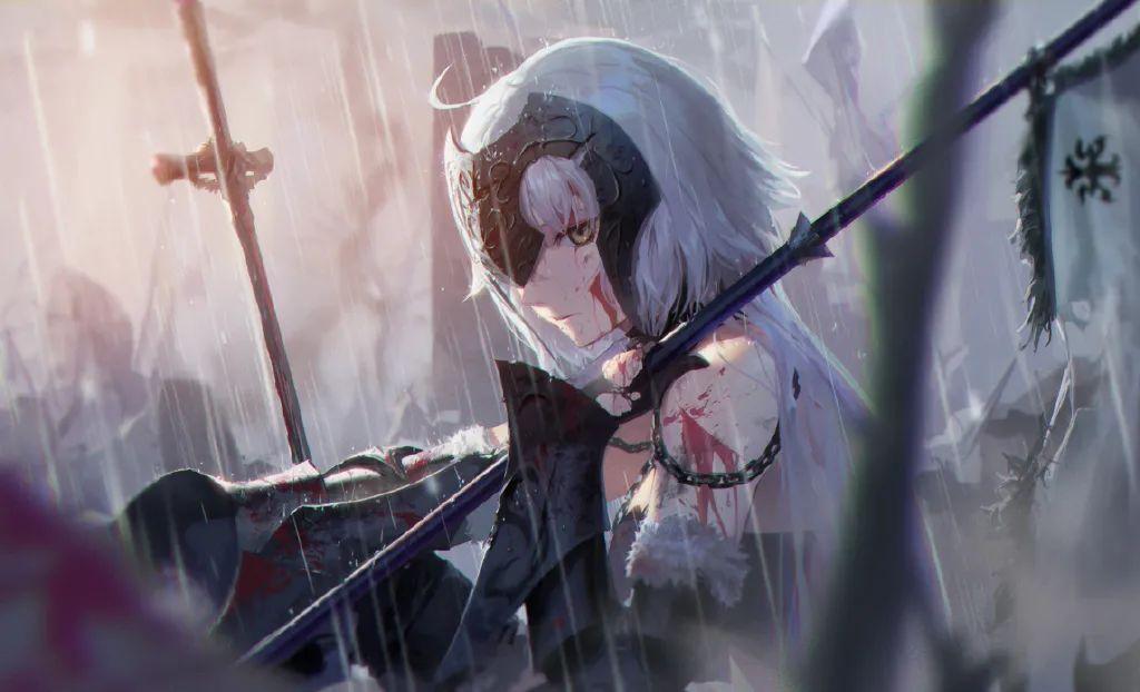 【P站美图】膜拜大佬!「FateGrand Order 插画大赛 4」获奖作品集