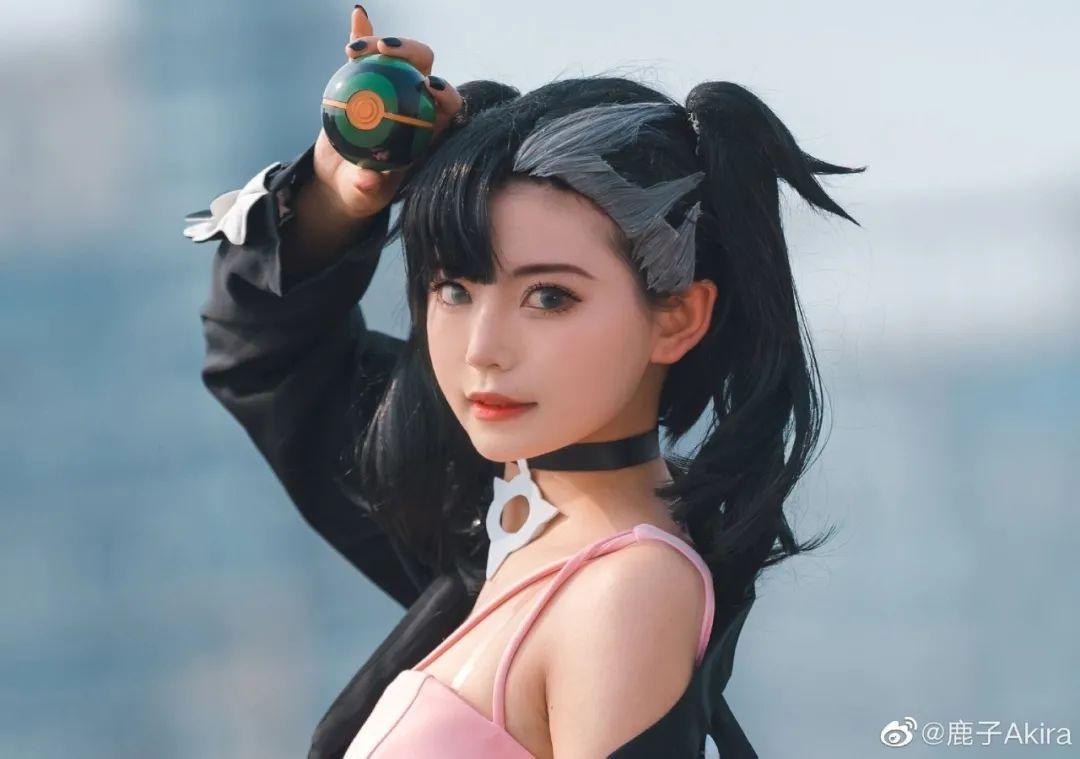 《精灵宝可梦剑盾》玛俐